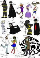 L4MS Halloween Dance 2010 by DragonRider13025