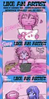 Like a BAWS..artist by 65heroine