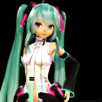 Model Review: Tda Convergence Miku Append ver.2.00 by Trackdancer