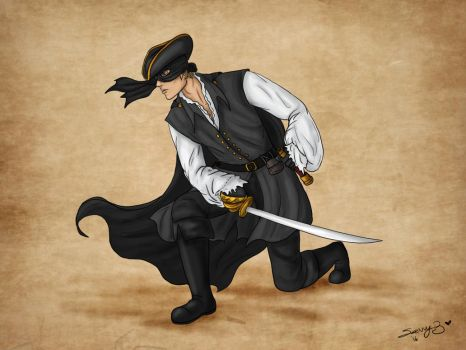 Black Torrent Swashbuckle by Captain-Savvy