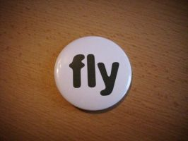 "Fly Button ""fly"" by Jonacid"