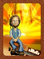 John Butler by mrcartoon182