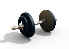 Dumbbell by akkigreat
