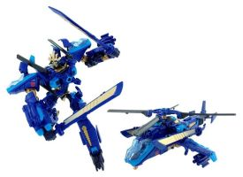 MOVIE ADVANCED AD30 SKY DRIFT by Transformer-Products