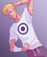Hawkguy by Grimmby