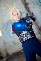 FINAL FANTASY VII - CLOUD STRIFE COSPLAY by XenoLink