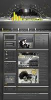 mkmusic Template by Creative-Activity