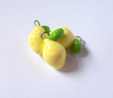 Little Lemon Charms by MariposaMiniatures