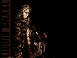 Liquid Snake by Earthdin