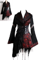 Goth Dress by sofijas