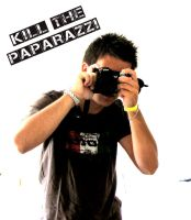K.ill the Paparazzi by vladutzu24