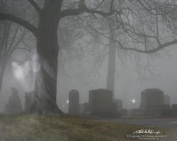The Graveyard by RobAndersonJr