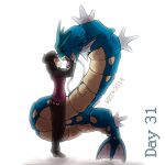 Day 31 - All-Time Favourite Pokemon by Mikoto-chan