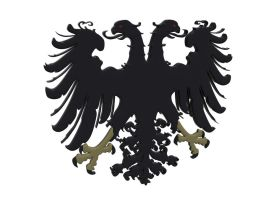 Holy Roman Empire Eagle by thejohan