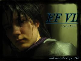 Zack Fair- Cosplay ID by Rukia-Soul-Reaper246