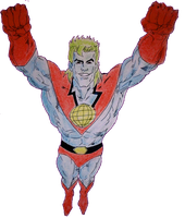 Captain Planet by CpointSpoint