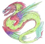 A Quetzalcoatyl for Pinnithin by LinmirianJoyrex