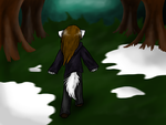 A Peaceful Walk by Snowstorm102