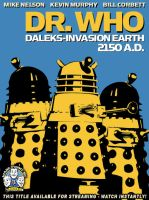 RiffTrax: Dr.Who - Invasion Earth 2150 A.D. by martianink
