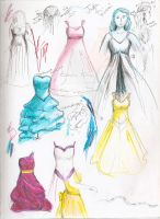 Dresses by SoundStar