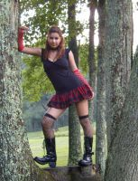 Slipknot micro mini dress by funkyfunnybone