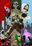 Infamous by CrimeRoyale by Crimson-Knight77