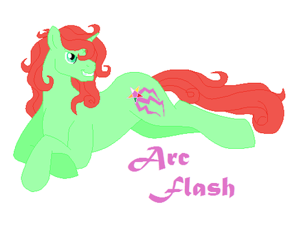 Arc Flash by Spyro-For-Life
