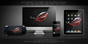ASUS REPUBLIC OF GAMERS by MIATARI