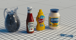 Condiments by DrCreeptor
