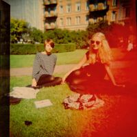 Holga 1: Last Day of Summer by Snow-In-Summer