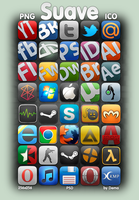 Suave icons by Dema by Dema04