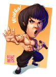 Bruce Lee by Wenart