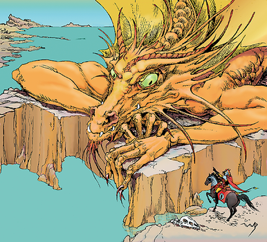 Cover Art for Dragonytes by Aignatius