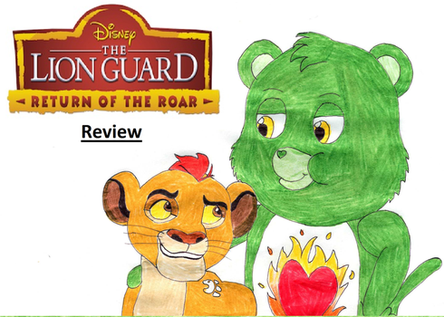 C Lion Review Animated Movie ...