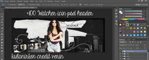 Selena Gomez PSD Header by ForeveRihanna