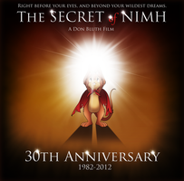 NIMH: 30th Anniversary by WhiteLionWarrior