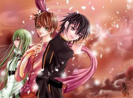 :::Code Geass::: by Cindiq