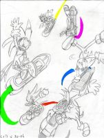 Sonic Riders Contest Pic by Dolltwins