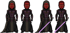SW: TOR request - Darth Ultious by SpectorKnight