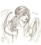 Child Earthsong- Sketch by Earthsong9405