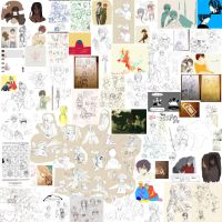 25 - gargantuan art compilation by tofuburgers