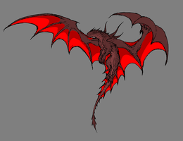 105b Dragon color by krigg