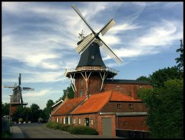 Two more windmills by MisterKrababbel
