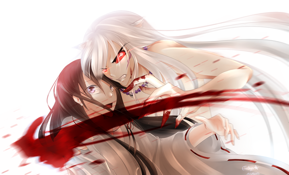 Inukag Week 2013 - Blood by Etrilya