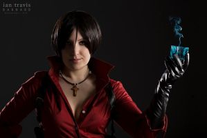 Agent in Red by BleachcakeCosplay