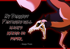 Darkest Fantasies by Imaje-Train