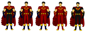 Superman Redesigns: The Reboot by SplendorEnt