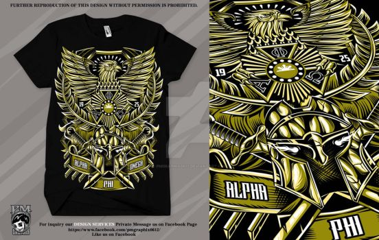 Alpha Phi Omega by Pmgraphix0612