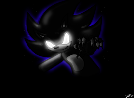 "1 Hour Sonic -""Dark Sonic"" by Saphfire321"