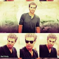 Paul Wesley picspam by Deanchester